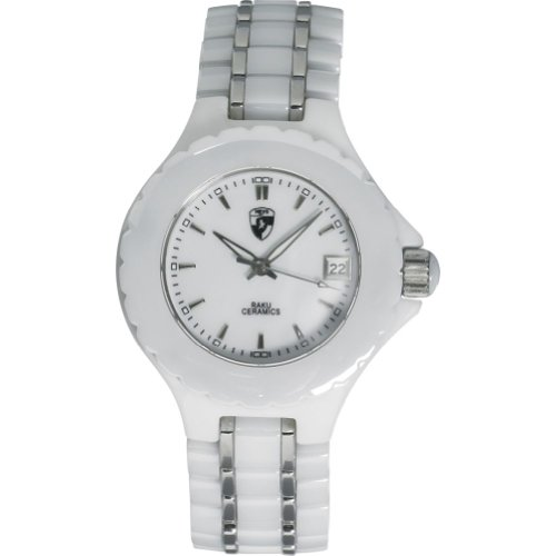 Raku Watches by Heys USA H096841-WHTE