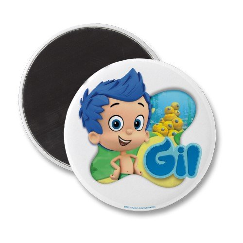 Bubble Guppies: Gil Magnet