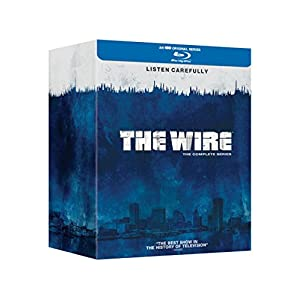 The Wire Complete Boxset [Blu-ray] [Import anglais]