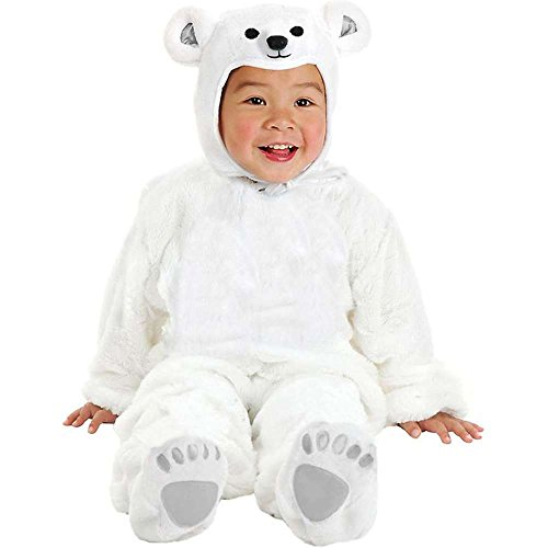 Little Polar Bear Baby Costume