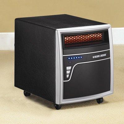 Black & Decker Infrared Quartz Heater 7Bdq1000