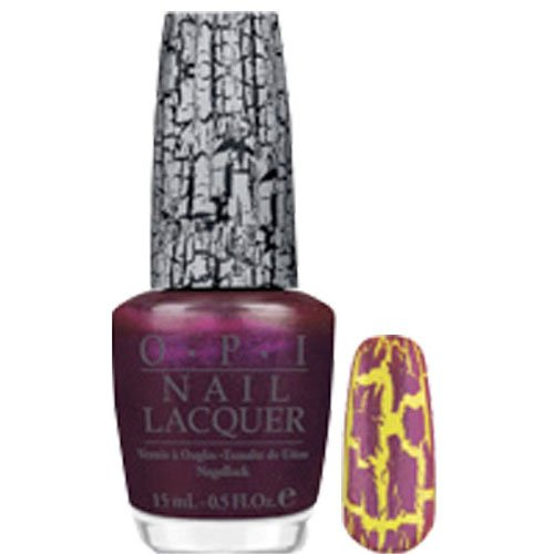 OPI ネイルラッカー N18 15ml SUPER BASS SHATTER