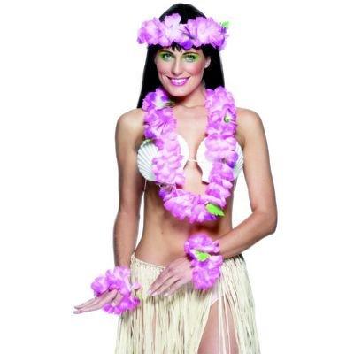 Hawaiian Set - Pink