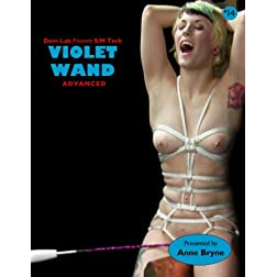 SMTech #14 - Violet Wand: Advanced (Female Model) - DVD