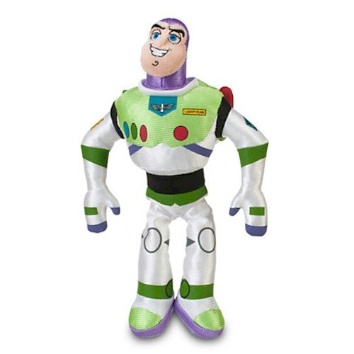 Disney Buzz Lightyear Plush - Mini Bean Bag 10''