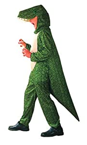 Dinosaur kids Fancy Dress Costume Age 4-6
