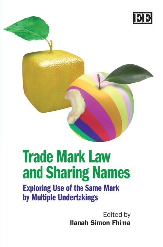 Trade Mark Law And Sharing Names: Exploring Use of the Same Mark by Multiple Undertakings
