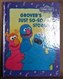 Grover's just so-so stories (0307231607) by Hall, Nancy Christensen