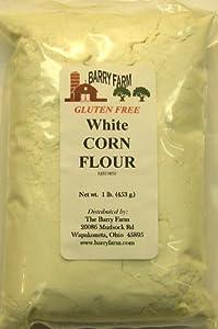 Amazon.com : Snow White Corn Flour, GF, 1 lb. : Grocery