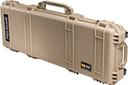 Pelican 1720 Case with Foam for Camera (Desert Tan)