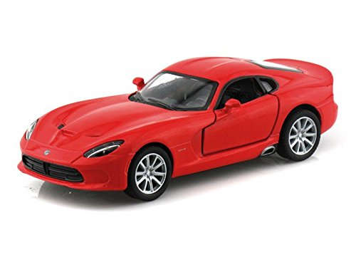 2013 SRT Dodge Viper GTS 1/36 Red