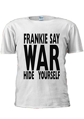Frankie Say War Hide Yourself Tee - 6 Colours - S to XXL