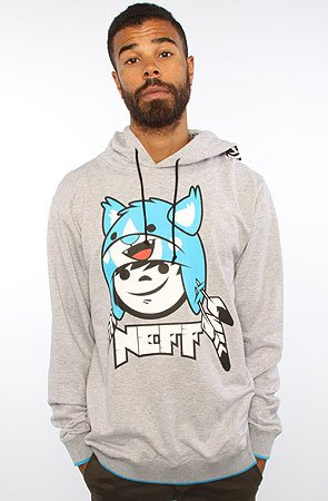 neff Men's Griffin Fashion Hoodie
