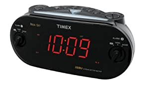 Timex Travel Alarm Clock Radio in addition Vintage Russian Mechanical Alarm Clock By Clockwork Universe Contemporary Clocks furthermore B0000UL306 also Best Travel Alarm Clocks besides 270877660092. on timex clock radio xbbu