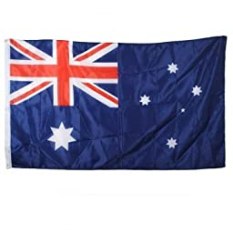 Obsidian Australia Large National Flag 5 X 3FT