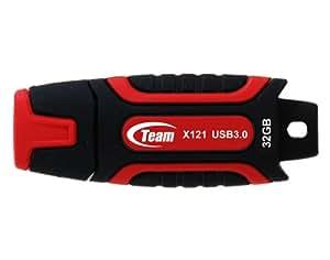 Team USB Disk Xtreem Series X121 - USB flash drive - 32 GB