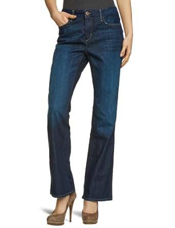 Eddie Bauer Damen Jeans Normaler Bund, 21217062, Gr. 36/32 (6), Blau (Blue Haze)