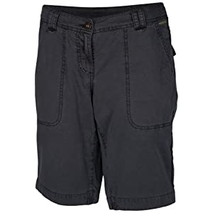 Chiemsee Damen Shorts Twill Bermuda Germara, 1060408, Magnet, Gr. XS
