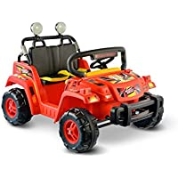 National Products Mighty Wheelz Ride-On