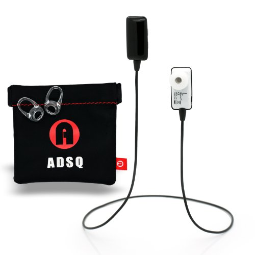 ADSQ mini stereo wireless bluetooth earbuds headsets headphones w/Microphone,in-the-ear A2DP Sports & Exercise handfree earphones earpieces for Iphone 5s 5c 4s 4,Ipad 2 3 4 New Ipad, Ipod, Android, Samsung Galaxy, Smart Phones Bluetooth Devices (black) ADSQ Bluetooth Headsets autotags B00GZK5U68