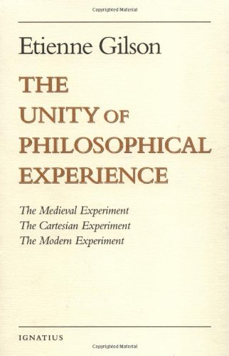 The Unity of Philosophical Experience089870765X