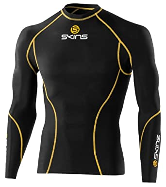 SKINS Mens Bio Sport Long Sleeve Top by Skins