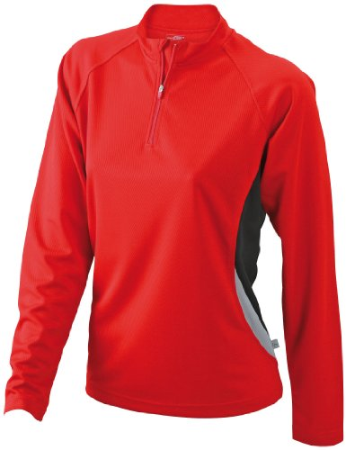 James & Nicholson Women's Running Longsleeve Shirt