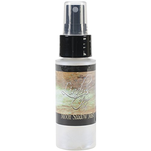 Neww Lindy's Stamp Gang Moon Shadow Mist 2oz Bottle-Treasure Island Aqua Neww