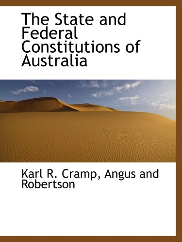 the-state-and-federal-constitutions-of-australia