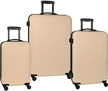 Nautica Ahoy 3 Piece Luggage Set