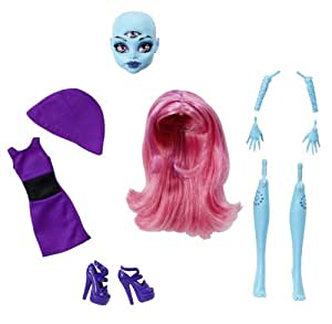 Monster High Create-A-Monster 3-Eyed Girl Add-On Accessory Parts
