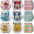 3pcs Baby Infant Toddler Kids Girls Boys Cartoon Potty Training Pants Underwear