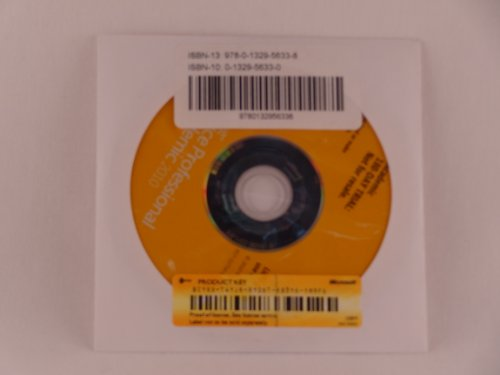 Microsoft Office 180-day Trial Fall 2011 - Valuepack Only