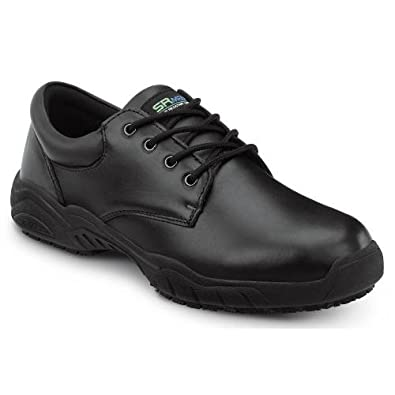 Wonderful Shoes For Crews  Grace  Black  Women39s Slip Resistant Dress Shoes