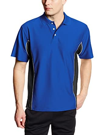 Buy MJ Soffe Mens Texture Polo Shirt by Soffe