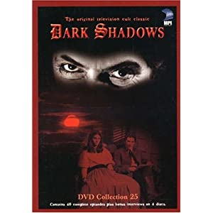Dark Shadows DVD Collection 25 movie