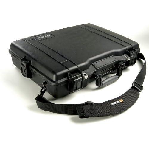 PELICAN ハード ケース 1495CC1 16L PC スペース 有 ブラック 1495-003-110