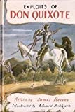 Exploits of Don Quixote (0216904676) by James Reeves