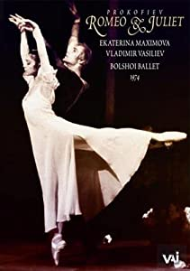 Prokofiev: Romeo & Juliet [DVD Video]