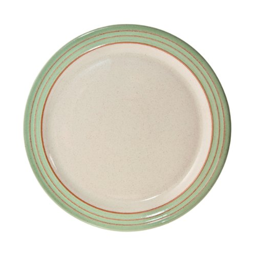 Denby Heritage Orchard Dinner Plate, Green