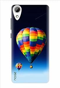 Noise Designer Printed Case / Cover for HTC Desire 626G Plus / Graffiti & Illustrations / Tinted Balloon Design