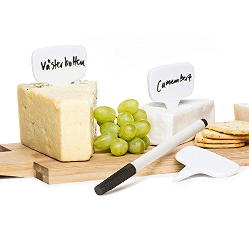 sagaform-marqueurs-fromage-avec-marqueurs-effacables-a-sec-lot-de-4
