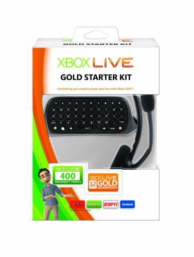 Xbox LIVE 12 Month Gold Starter Kit