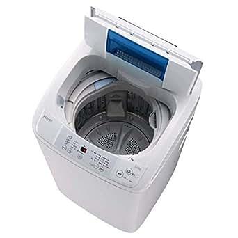 ハイアール 5.0kg 全自動洗濯機 ホワイトHaier JW-K50H(W)