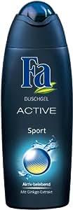 Fa Duschgel Active Sport mit Ginkgo-Extrakt 250 ml