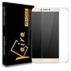 Kaira 9H Hardness Toughened Tempered Glass Screen Protector For Letv Le 1S and Le1s Eco