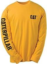 Comprar Caterpillar - Camiseta de manga larga TRADEMARK - Calidad Superior
