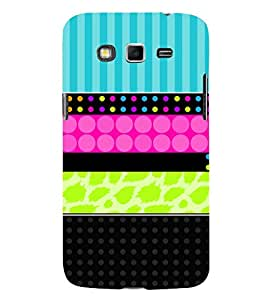 Classic Love Wall Cute Fashion 3D Hard Polycarbonate Designer Back Case Cover for Samsung Galaxy Grand Neo :: Samsung Galaxy Grand Lite