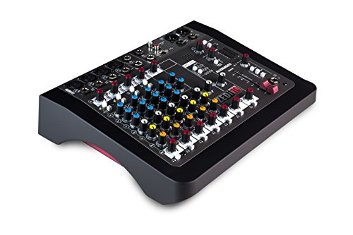 Cheapest Price! Allen & Heath ZEDi-10 Hybrid Compact Mixer/4x4 USB Interface