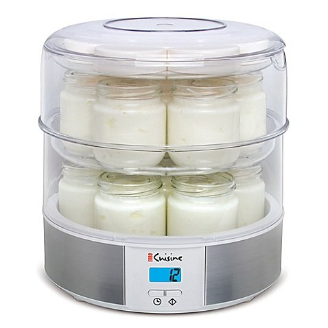 Euro Cuisine Expansion Tray for Yogurt Maker (Euro Cuisine Jars compare prices)